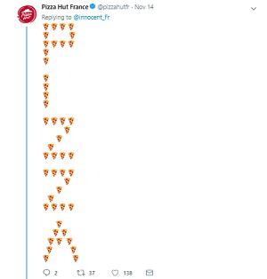 les marques communiquent sur twitter